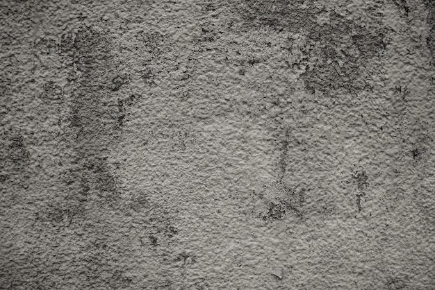 Abgebrochene betonwandoberfläche