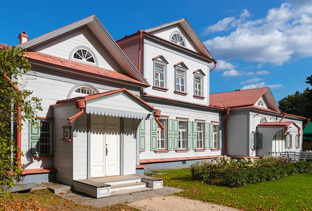 Abramtsevo russland moskau region