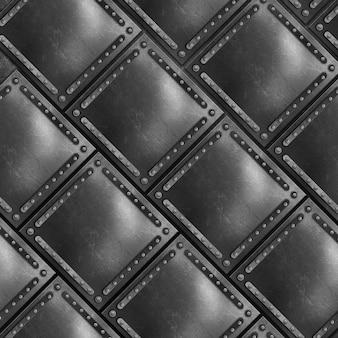 Abstrakt metallplatte hintergrund