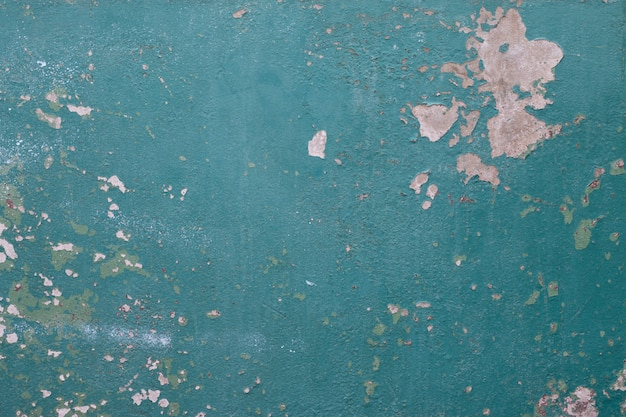 Abstrakte alte blaue zementwandbeschaffenheit