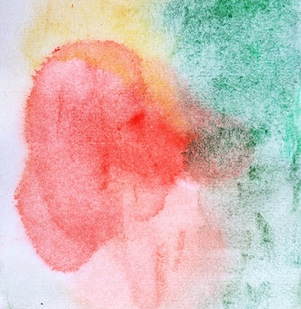 Abstrakte aquarellhand gezeichnet für hintergrund