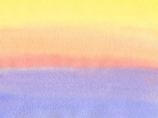 Abstrakte aquarelloberfläche