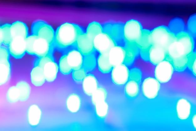Abstrakte blaue lichter - kann für den hintergrund verwendet werden