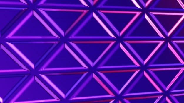 Abstrakte blaue wiedergabe des hintergrundes 3d