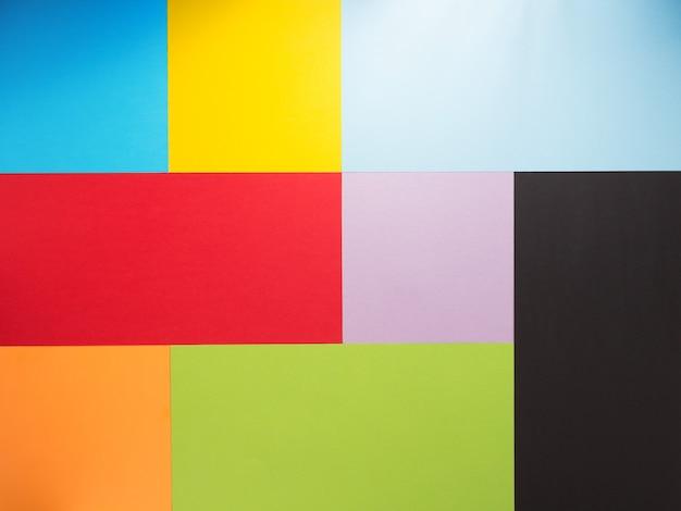 Abstrakte bunte papierhintergrundbeschaffenheit