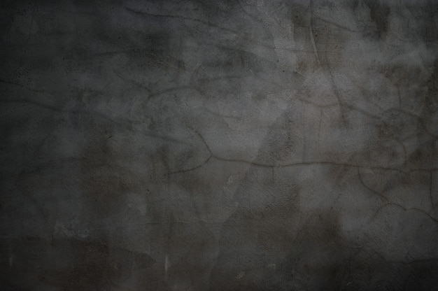 Abstrakte dunkelgraue betonwand