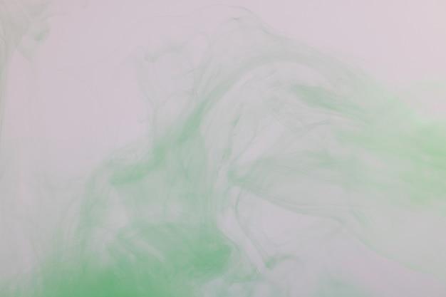 Abstrakte farbspritzer isoliert auf weißem hintergrund