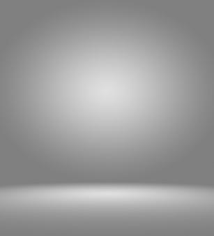 Abstrakte glatte leere graue studio gut als hintergrund, geschäftsbericht, digital, website-vorlage, hintergrund verwenden.