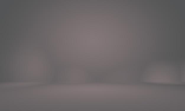 Abstrakte glatte leere graue studio gut als hintergrund, geschäftsbericht, digital, website-vorlage, hintergrund verwenden. Kostenlose Fotos