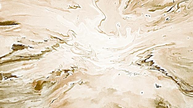 Abstrakte goldspritzer der bewegung, bunter schmutzhintergrund. eleganter und luxuriöser 3d-illustrationsstil für hipster- und aquarellvorlagen Premium Fotos