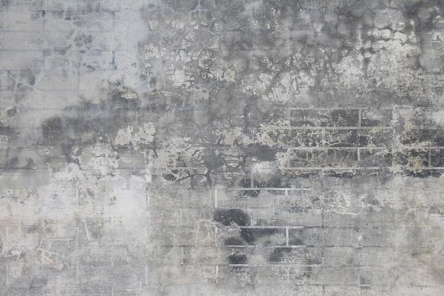 Abstrakte grunge und rissige flockenzementtapete