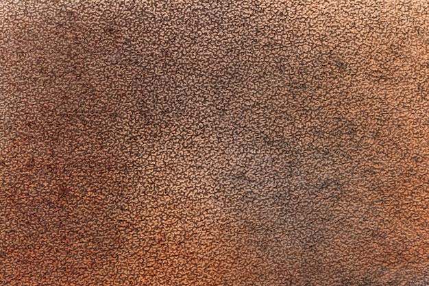 Abstrakte kunst hintergrund dunkelbraun und bronze farben
