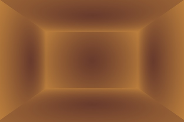 Abstrakte luxus hellcreme beige braun wie baumwollseide textur muster hintergrund. 3d-studiozimmer.