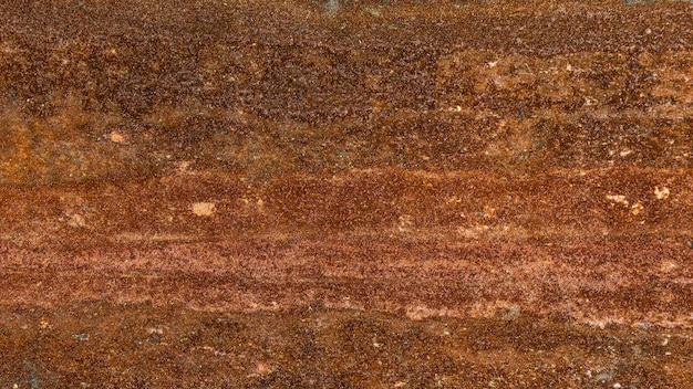Abstrakte metallische oberfläche mit rost