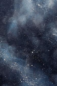 Abstrakte milchstraße