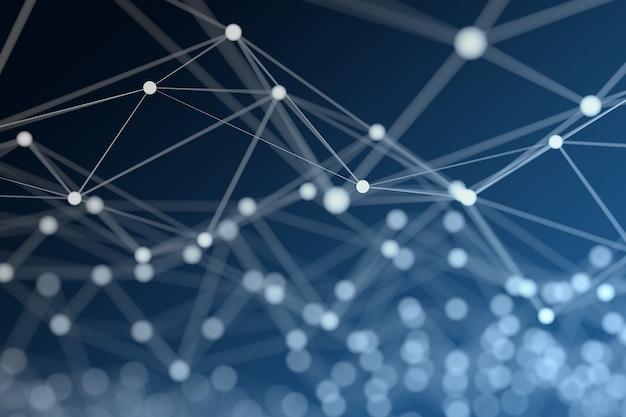 Abstrakte netzwerkverbindung
