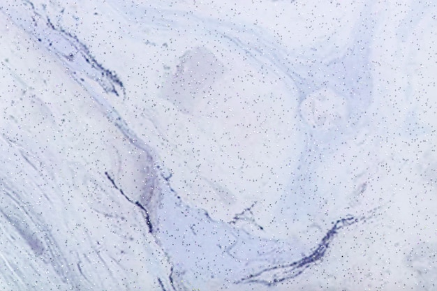 Abstrakte oberfläche mit hellblauen und weißen farben