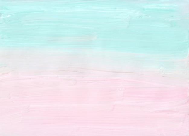 Abstrakte pastellrosa, blaue, weiße hintergrundbeschaffenheit