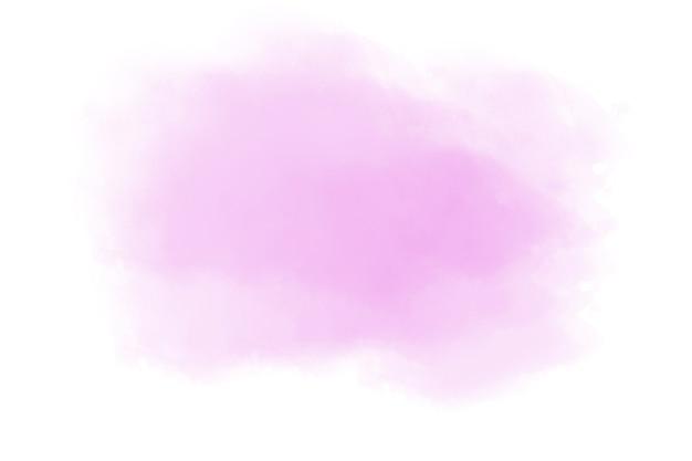 Abstrakte rosa aquarellhintergrundpastell getönt
