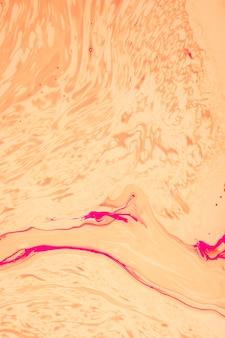 Abstrakte rosa wellen der temperatur