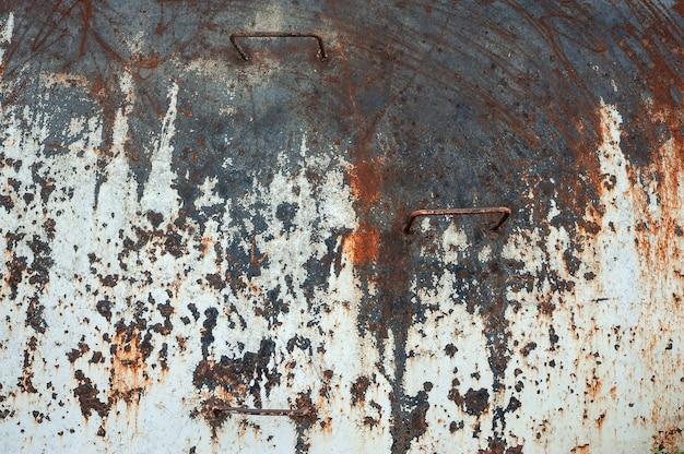 Abstrakte schmutzwand