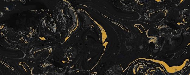 Abstrakte schwarze und goldene marmorsteinbeschaffenheit für hintergrund oder luxuriöses fliesenboden- und dekoratives design der tapete