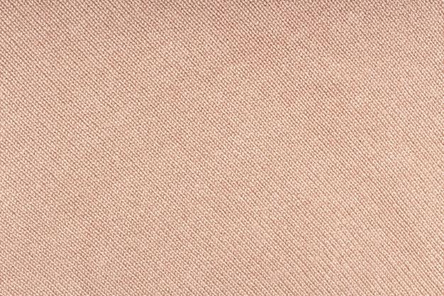 Abstrakte textiltextur der draufsicht für hintergrund