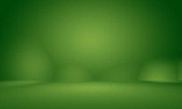 Abstrakte unschärfe leer grüner farbverlauf studio gut als hintergrund, website-vorlage, rahmen, geschäftsbericht verwenden.