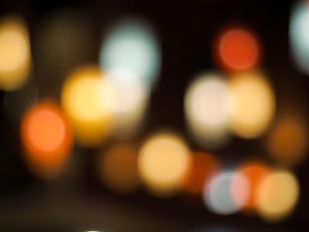 Abstrakte unschärfepastelmischungsfarbe befleckt bokeh hintergrund