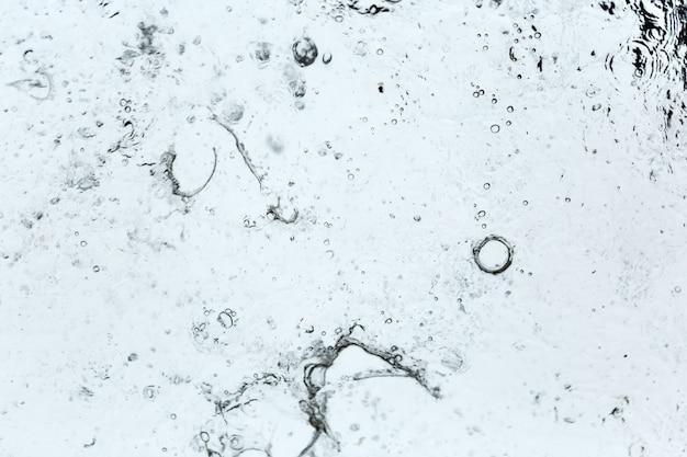 Abstrakte wassertropfen