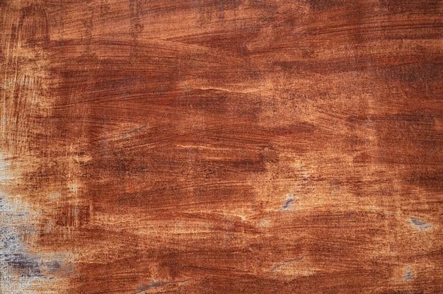 Abstrakte weinlesestahlrostwand