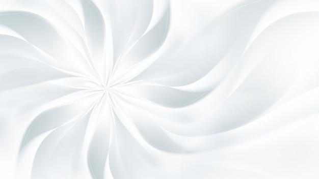 Abstrakte weiße blume nahaufnahme vollbild als hintergrund