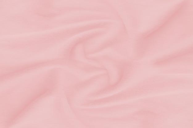 Abstrakte welle rosa stoff textur hintergrund.
