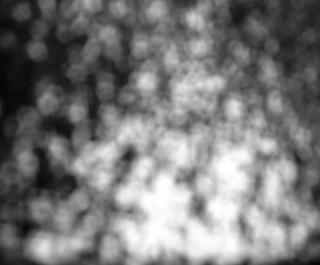 Abstrakten schwarzen und weißen lichter