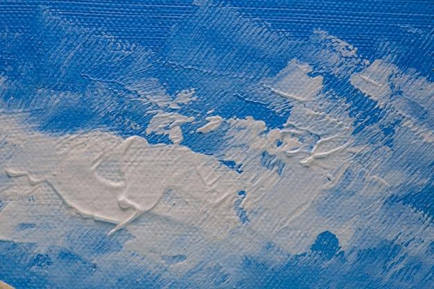 Abstrakter acrylkunsthintergrund des ölgemäldes
