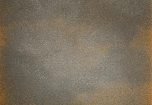 Abstrakter alter stoff mit gelbem fleckbeschaffenheitshintergrund