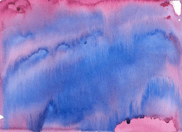 Abstrakter aquarellbeschaffenheitshintergrund.