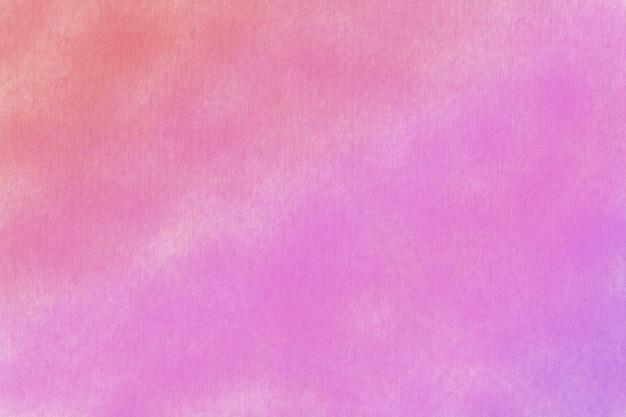 Abstrakter aquarellpastellhintergrund handgemalt. aquarellfarbene flecken auf papier.