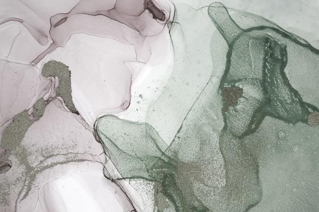 Abstrakter beige- und goldaquarellgrafikhintergrund.