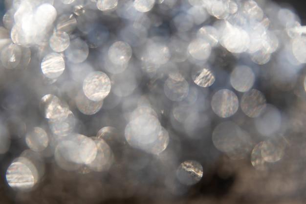 Abstrakter bokeh-lichteffekt