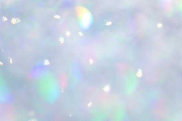 Abstrakter bokeh verschwommener lichthintergrund