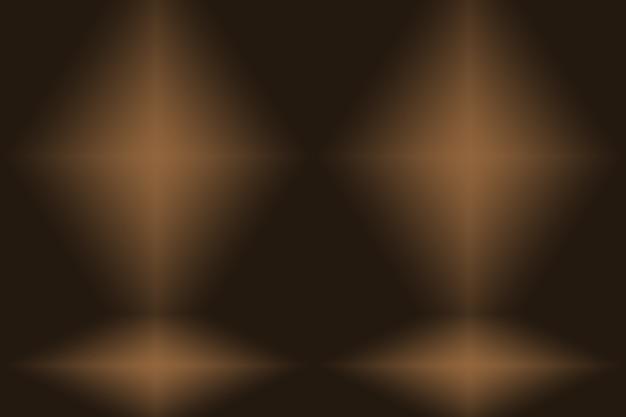 Abstrakter brauner hintergrund mit farbverlauf