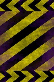 Abstrakter gelber grunge arthintergrund