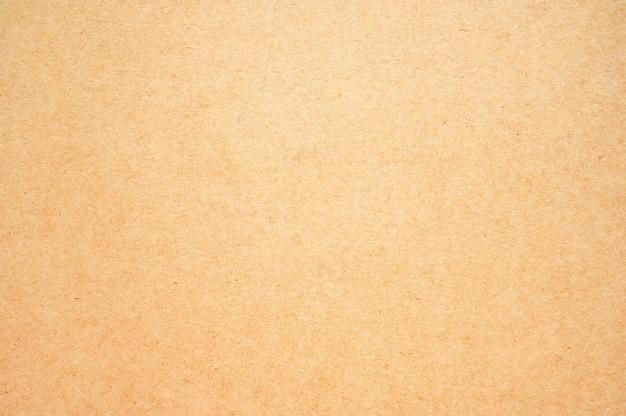 Abstrakter gelber recyclingpapierbeschaffenheitshintergrund
