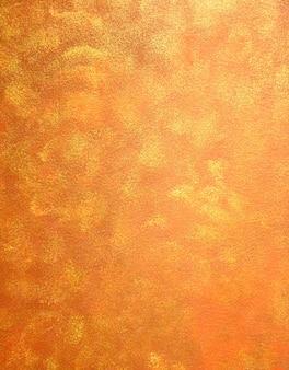 Abstrakter goldhintergrund unordentlicher befleckter rahmen, weinleseschmutz