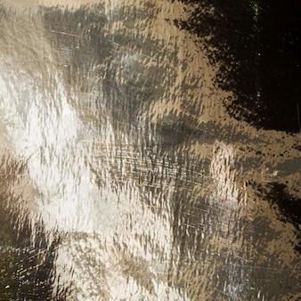Abstrakter goldtexturkopierraum