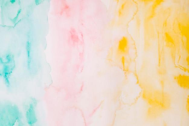 Abstrakter gradient tont aquarelle hintergrund