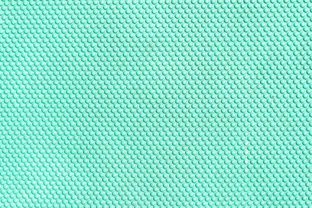 Abstrakter grüner metallhintergrund.