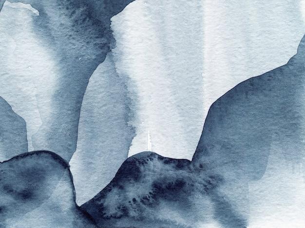 Abstrakter handgezeichneter aquarellhintergrund für text oder logo aquarellgestaltungselement