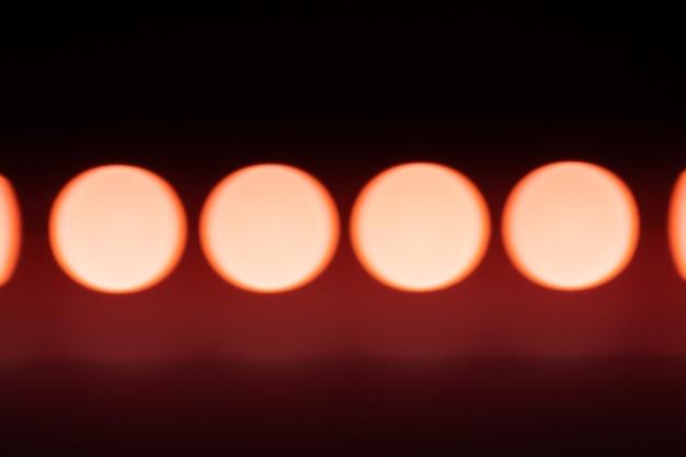 Abstrakter heller hintergrund. rosa verschwommene lichter und bokeh